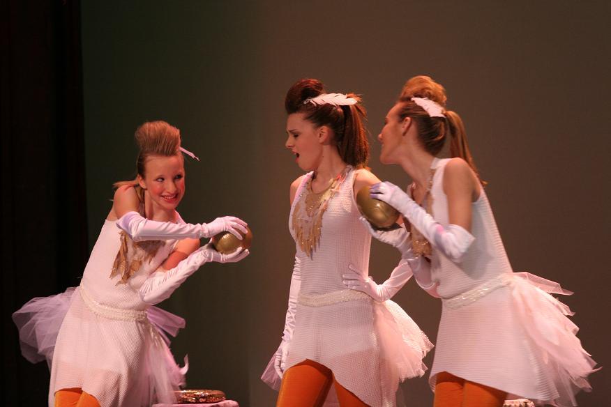Wonka the Golden Geese 2009