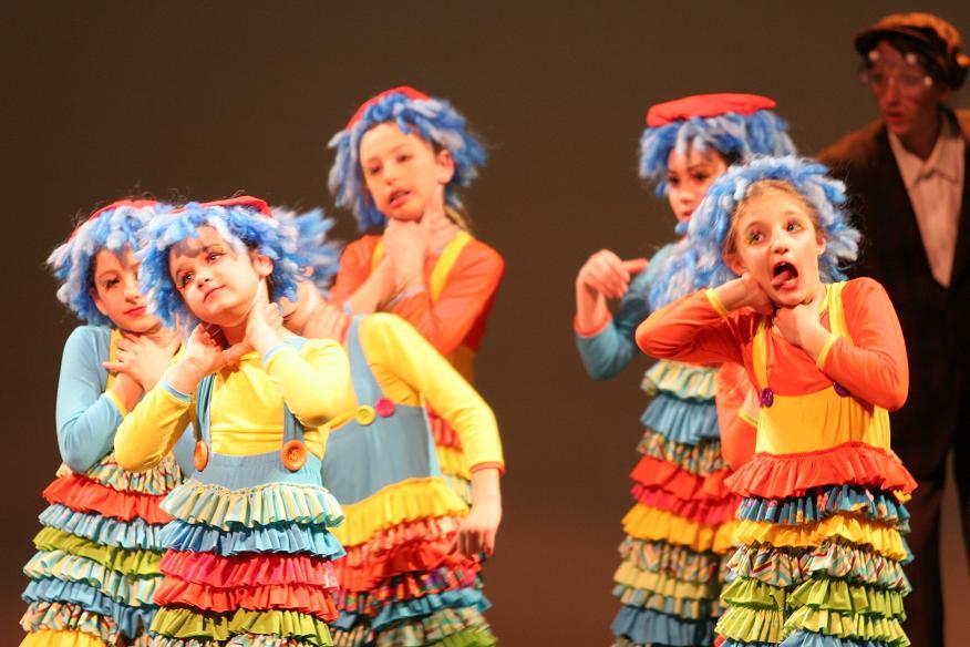 Wonka the Oompa Loompas 2009